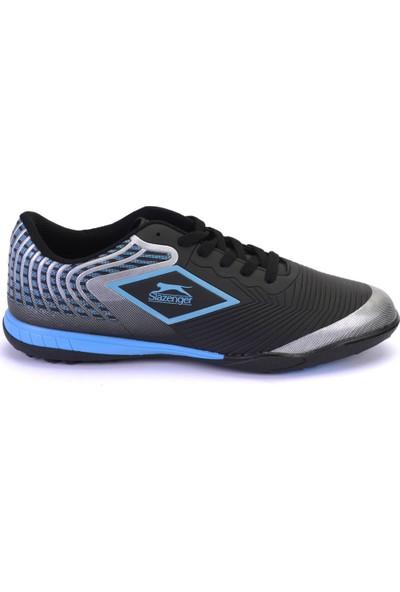 Slazenger Mabon Futbol Erkek Ayakkabı Siyah