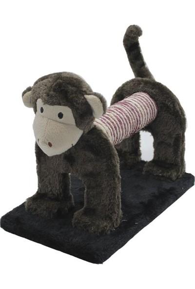 Catlife Kedi Tırmalama Sevimli Maymun