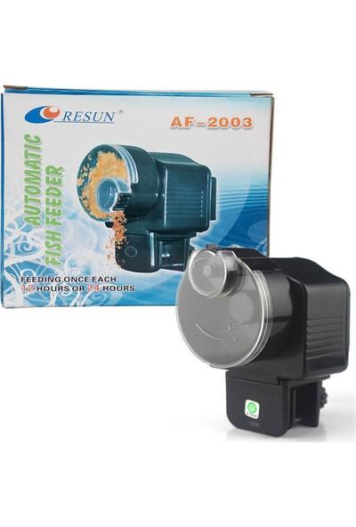 Resun Af-2003 Otomatik Yemleme Makinesi