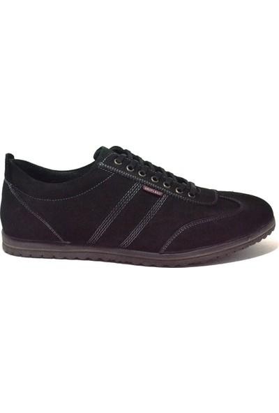 Dropland Hakiki Deri Nubuk Günlük Spor Erkek Ayakkabı