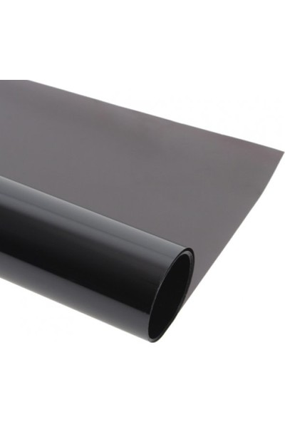 Carub Amerikan Çizilmez Cam Filmi Koyu Siyah 3 Numara 100 cm x 2 mt