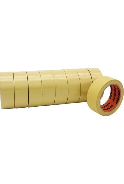 Dizayn Tools Akrimask Sarı Kağıt Maskeleme Bandı 36X35 8'Li