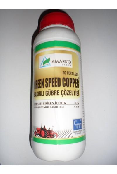 Amarko Green Speed Copper 1Lt