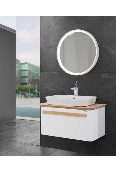 Lineart Sensıo 820 86Cm Banyo Dolabı