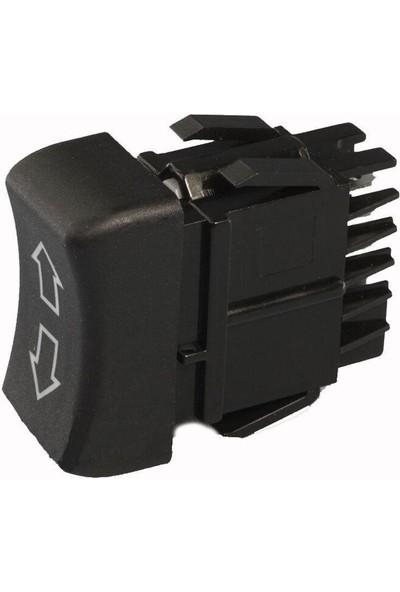 Fesanotomotiv Renault 9 11 Cam Düğmesi 5 Pin