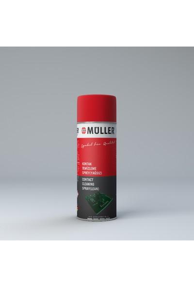 Müller Kontak Temizleme Sprey Yağsız 400 ml