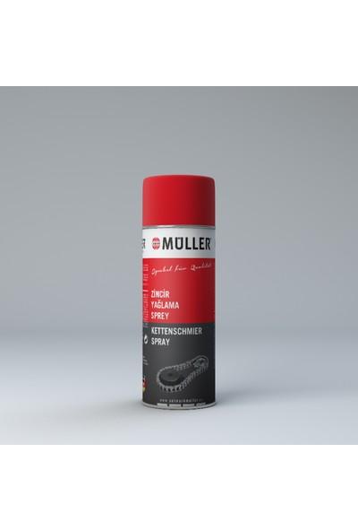 Müller Zincir Yağlama Spreyi 400 ml