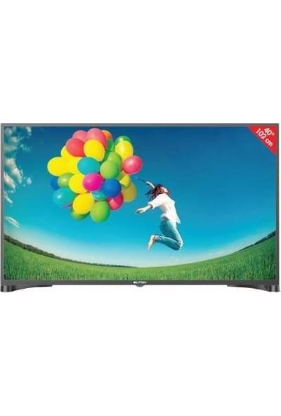 """Sunny Elton EL40DLK0938 40"""" 102 Ekran Uydu Alıcılı Full HD Smart LED TV"""