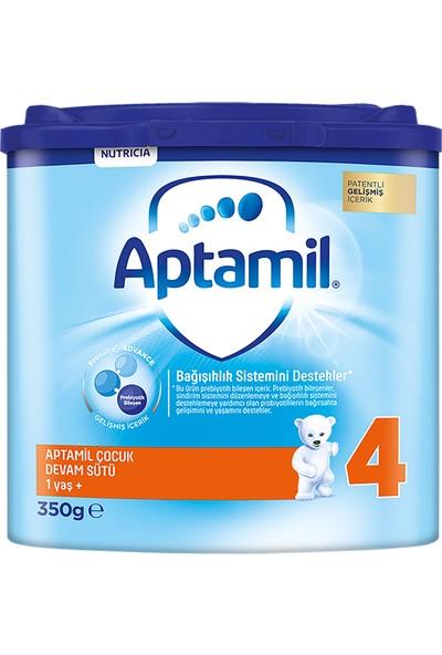 Aptamil Çocuk 4 (Toz) Devam Sütü 350 gr 1 Yaşından İtibaren
