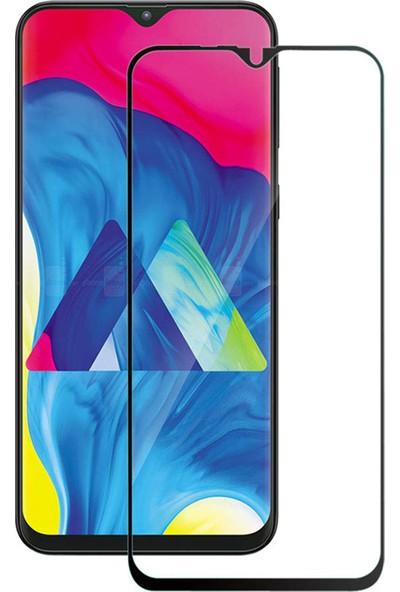 Case 4U Samsung Galaxy M20 Fiber Nano Cam Ekran Koruyucu Film Siyah