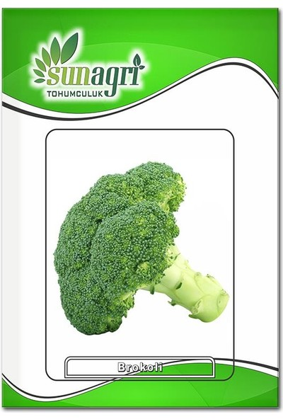 Sunagri Brokoli Tohumu (100 Adet)