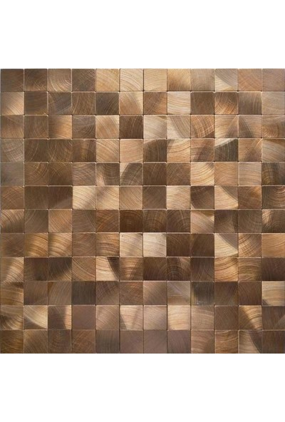 Bellagente Kendinden Yapışkanlı Metal Mozaikl Duvar Paneli