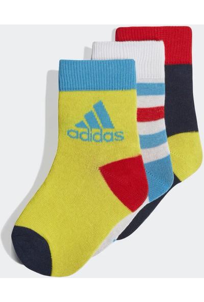 adidas Çocuk Günlük Çorap Dw4756 Lk Ankle S 3Pp