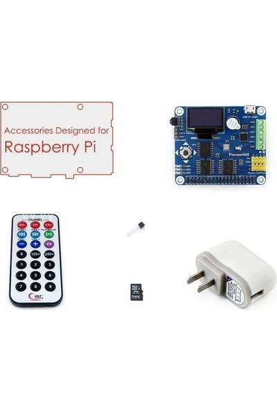 Robocombo Raspberry Pi Aksesuar Paketi B
