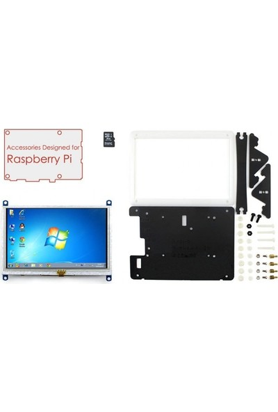 Robocombo Raspberry Pi Aksesuar Paketi E