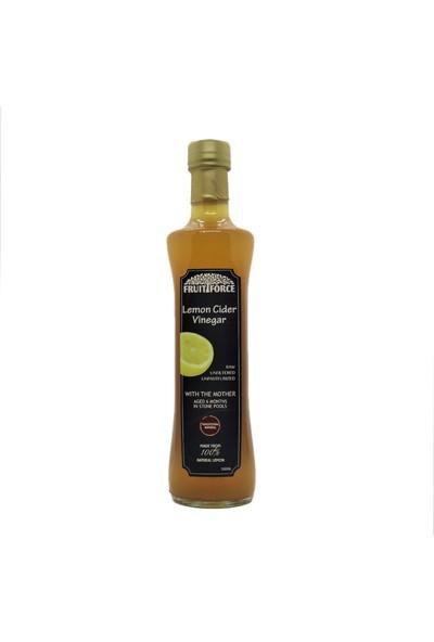 Limon Sirkesi Organik 500 ml