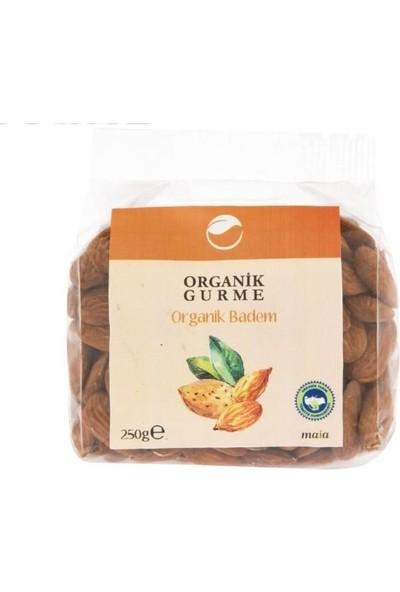 Organik Çiğ Badem - 250 gr