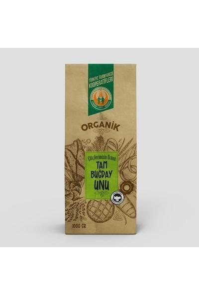 Tarım Kredi Organik Tam Buğday Unu 1000 gr