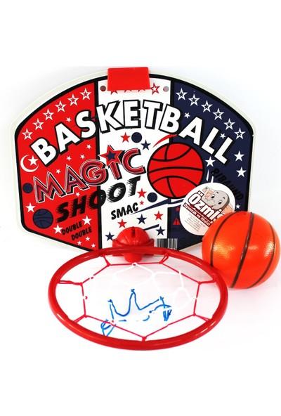 Özmiş Oyuncak Basketbol Potası 35 cm