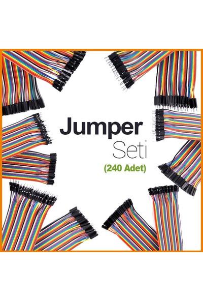 Robocombo Jumper Seti - 240 ADET