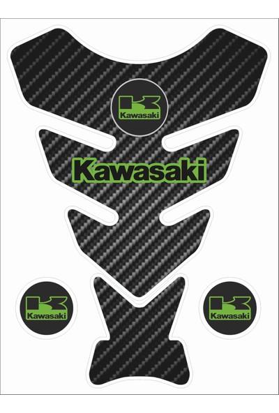 Stickermarket Kawasaki Depo Tank Ped Sticker