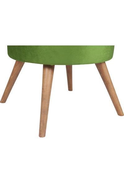 Ze10 Design Boyce Puf 05 Çimen Yeşili