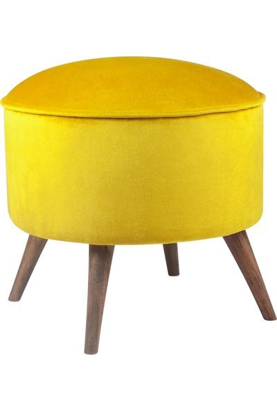 Ze10 Design Buena ParkPuf 09 Sarı