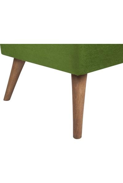 Ze10 Design New Bern Puf 05 Çimen Yeşili