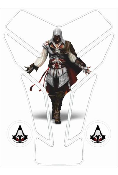 Stickermarket Assassin's Creed Tank Ped Sticker