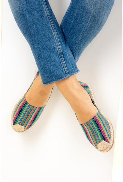 Fox Shoes Multi Kadın Ayakkabı F280250104