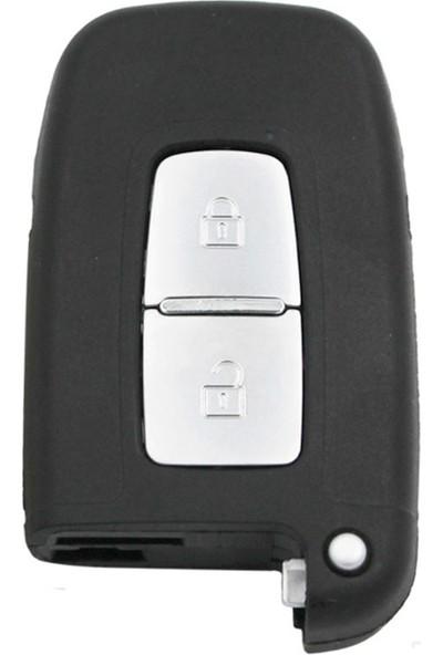Anahtar Vadisi Hyundai 2 Buton Smart Anahtar Kabı
