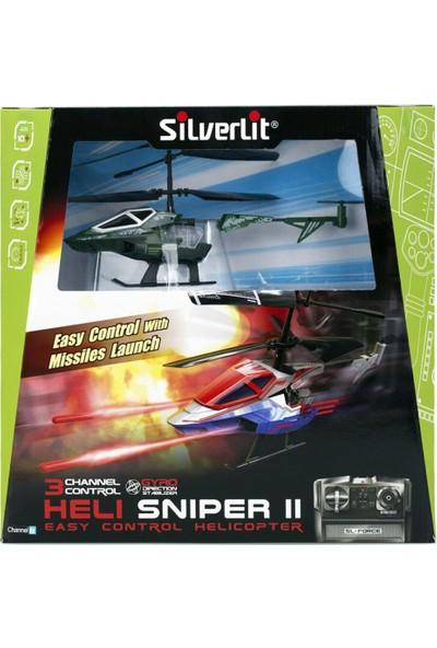 Silverlit Heli Sniper II U.K Helikopter 3CH