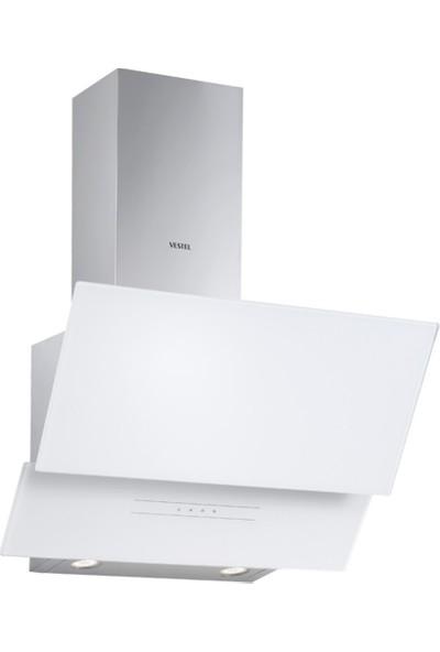 Vestel ADW-6309 Beyaz Ankastre Davlumbaz