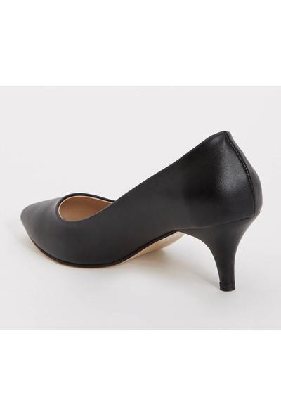 Defacto Kadın Topuklu Klasik Ayakkabı