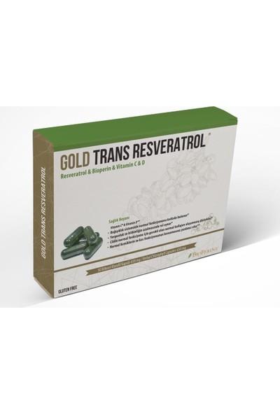 Gold Trans Resveratrol