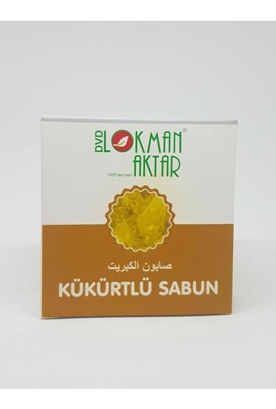 Lokman Aktar Doğal Kükürtlü Sabun 150 gr