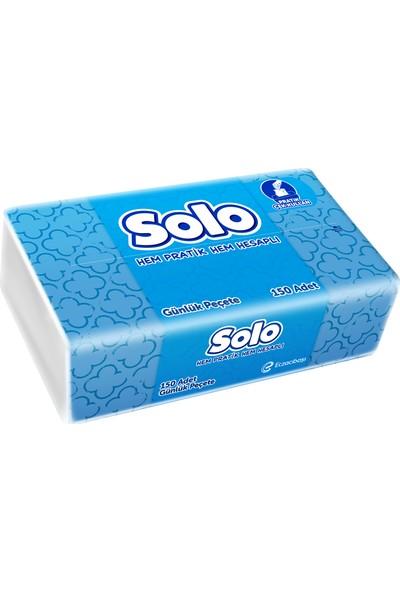 Solo Günlük Peçete 150'Li