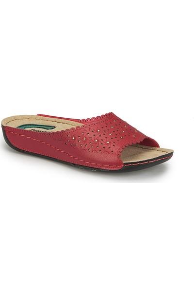 Polaris 81.157406.Z Kırmızı Kadın Basic Comfort