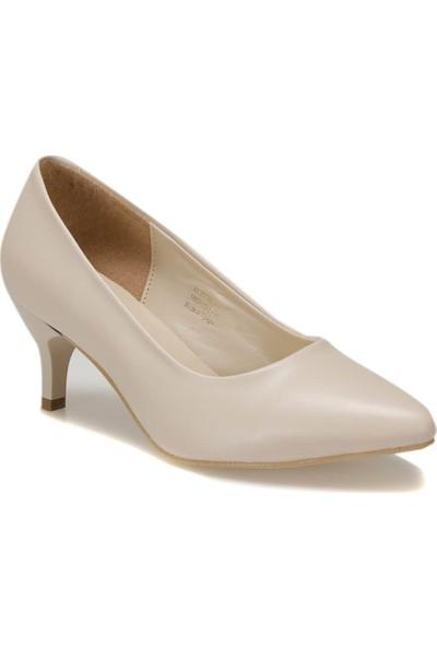 Polaris 91.307282.Z Bej Kadın Gova Ayakkabı