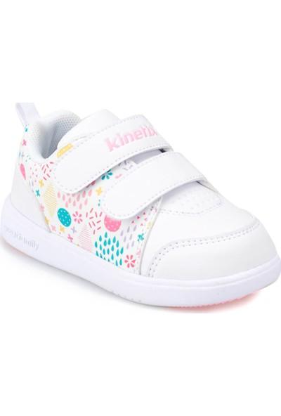 Kinetix Bunta Beyaz Kız Çocuk Sneaker Ayakkabı