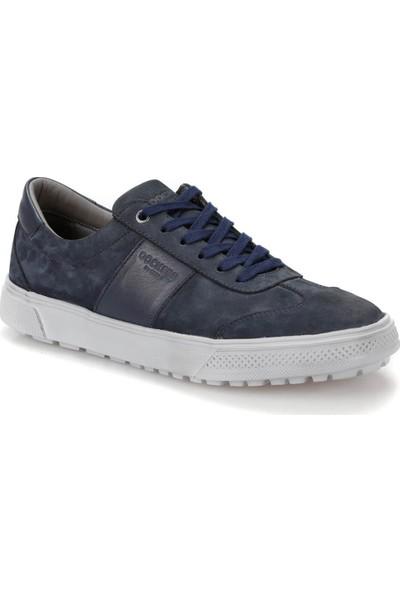 Dockers By Gerli 226218 Lacivert Erkek Deri Sneaker Ayakkabı