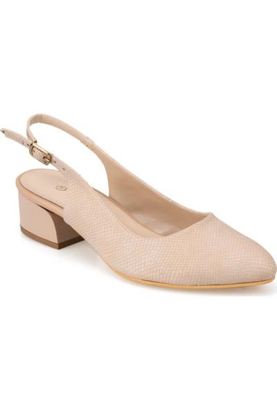 Polaris 91.313096Yz Bej Kadın Gova Ayakkabı
