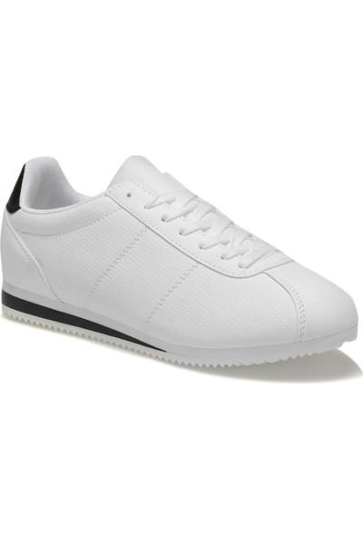 Torex Soren Beyaz Siyah Erkek Sneaker Ayakkabı