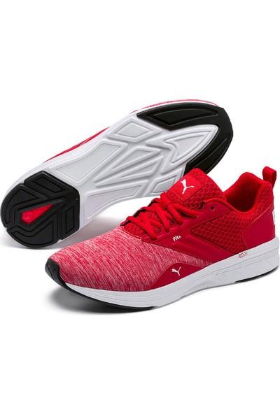 Puma Nrgy Comet Kırmızı Beyaz Erkek Koşu Ayakkabısı