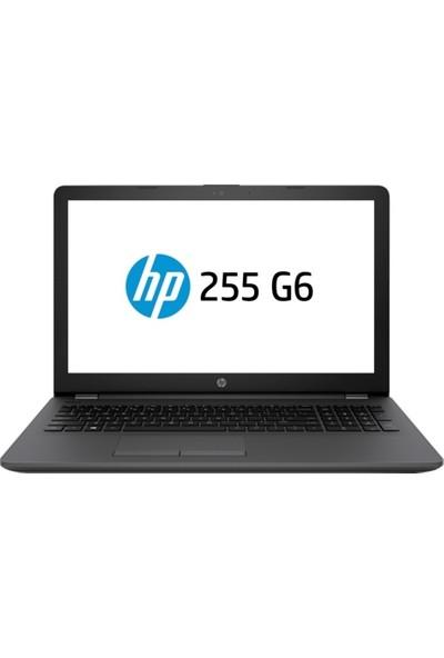 """HP 255 G6 AMD A6 9225 4GB 1TB Freedos 15.6"""" Taşınabilir Bilgisayar 4QW03EA"""