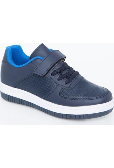 Defacto Erkek Çocuk Cırtcırtlı Bağcıklı Spor Ayakkabı