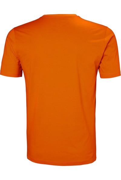 Helly Hansen HH HH Logo Erkek Tişört