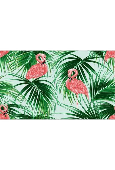 Ardeko 3 Boyutlu Flamingo 16 M2 Duvar Kağıdı