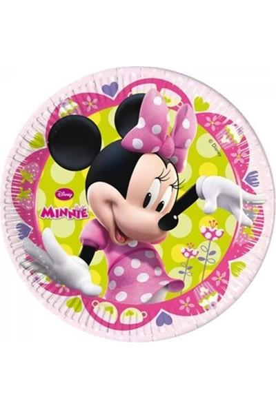 Parti Şöleni Minnie Mouse Tabak