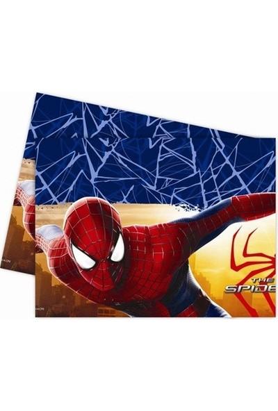 Parti Şöleni Spiderman Masa Örtüsü 1 Adet